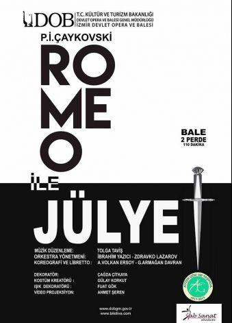 Romeo ve Juliet: İZDOB Gururlandırdı