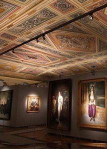 Şehrin merkezinde bir hazine: Milli Saraylar Resim Müze
